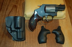 "Smith & Wesson USED - Smith & Wesson 360PD, .357 Magnum, 1.875"" Barrel"