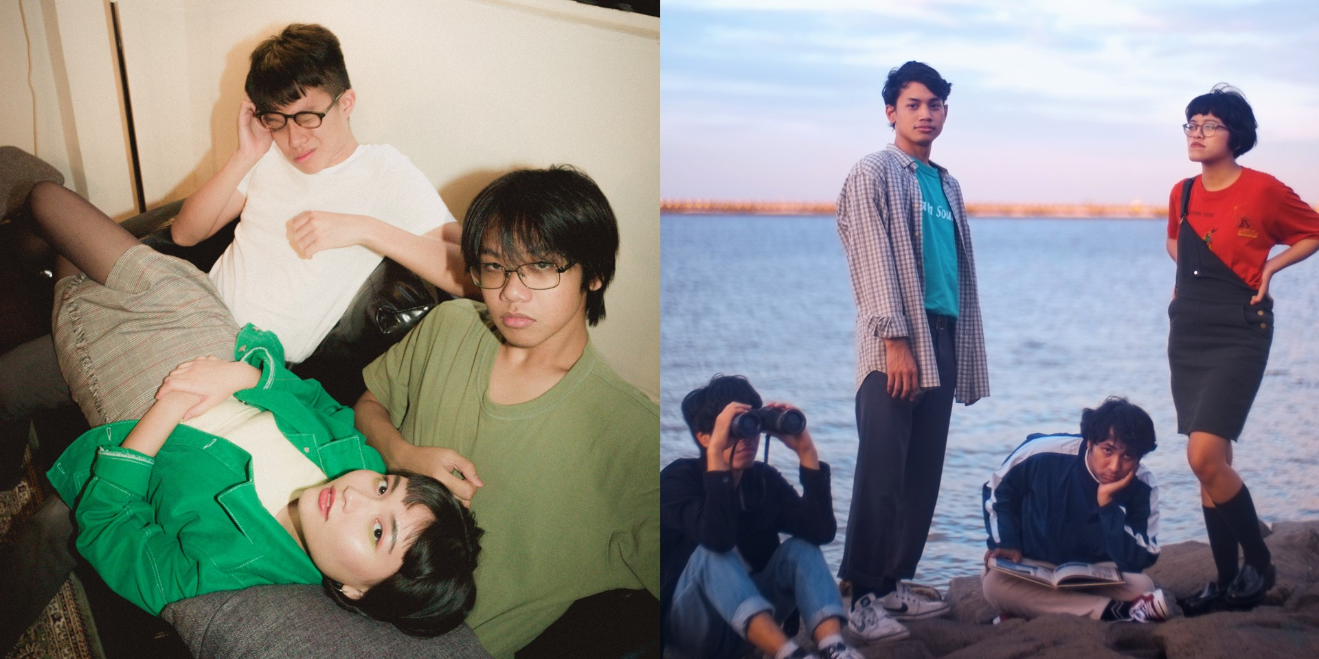 Sobs to launch new album at gig with bands from Indonesia's Kolibri Rekords