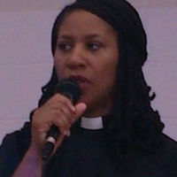 Pastor Fiona Lynch