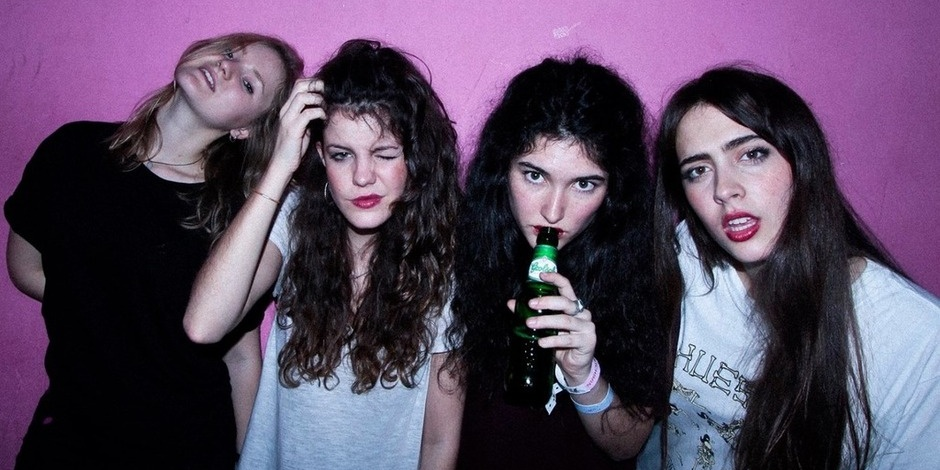 WATCH: Hinds reflect on their first major world tour, perform 'Fat Calmed Kiddos' in Singapore