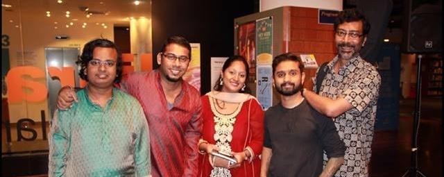Lotus Collab at Dhwani 2016