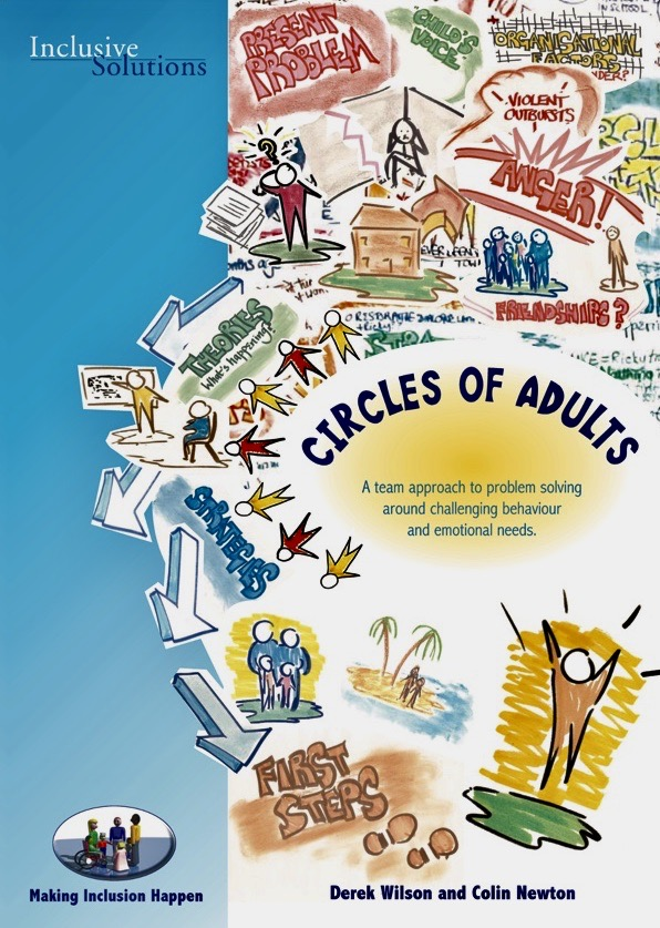 Circle of Adults Book