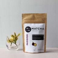 Matcha Passion Tea from mama Matcha