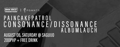 Paincake Patrol - Consonance / Dissonance Album Launch