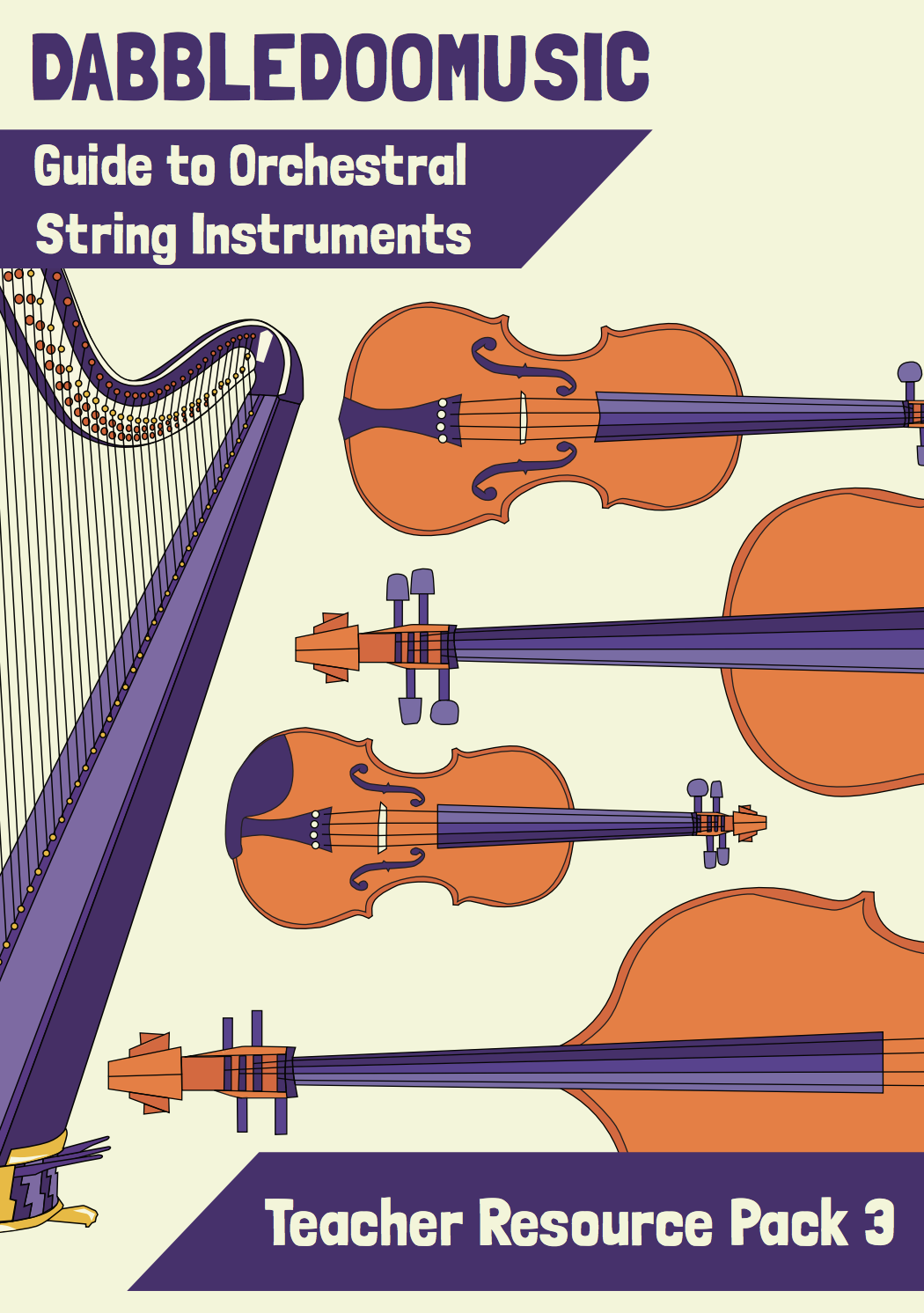 DabbledooMusic Resource - Guide to Orchestra Strings Resource