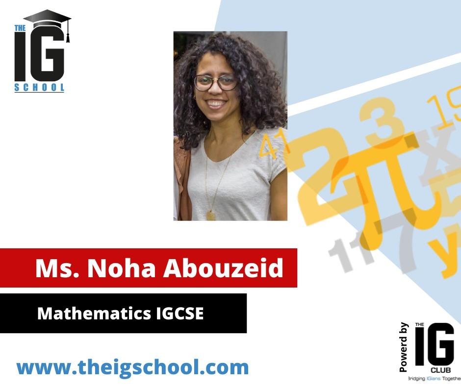 Noha Abouzeid