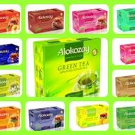 Flavoured Speciality Tea from Alokozay
