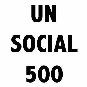 Un Social 500  Logo
