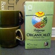 Organically Grown Tea from Ridgways