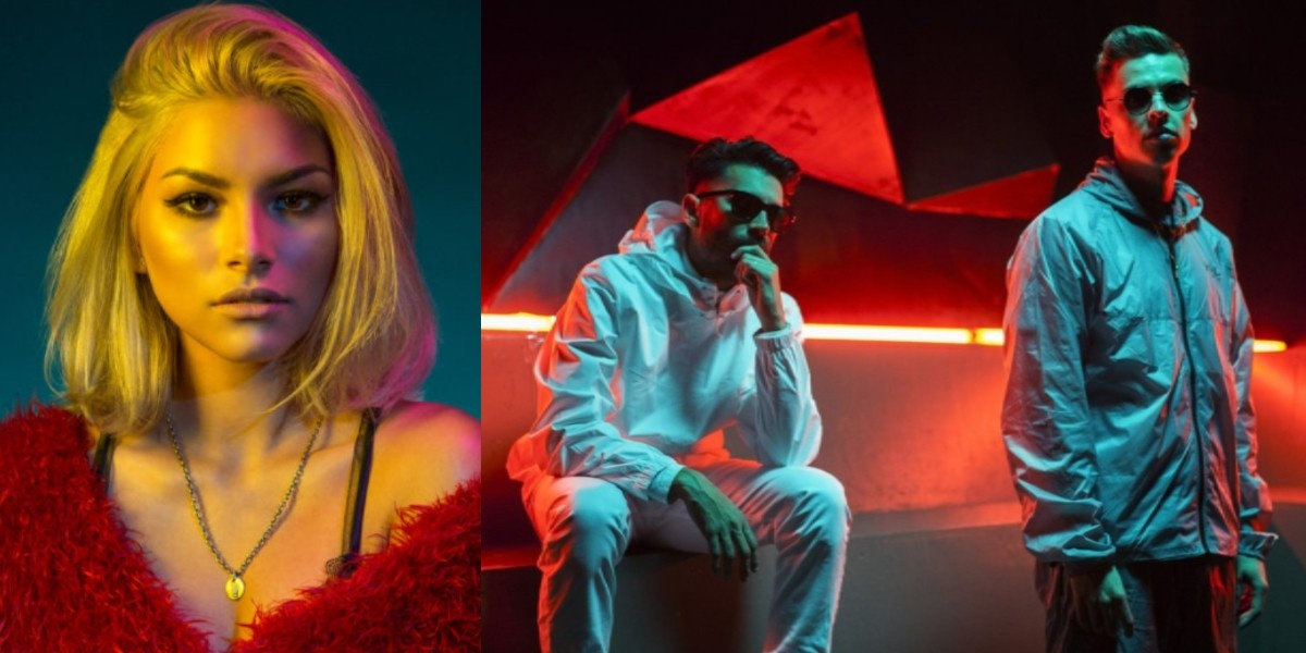 Tabitha Nauser enchants on new song with Yellow Claw, 'Crash This Party' – listen