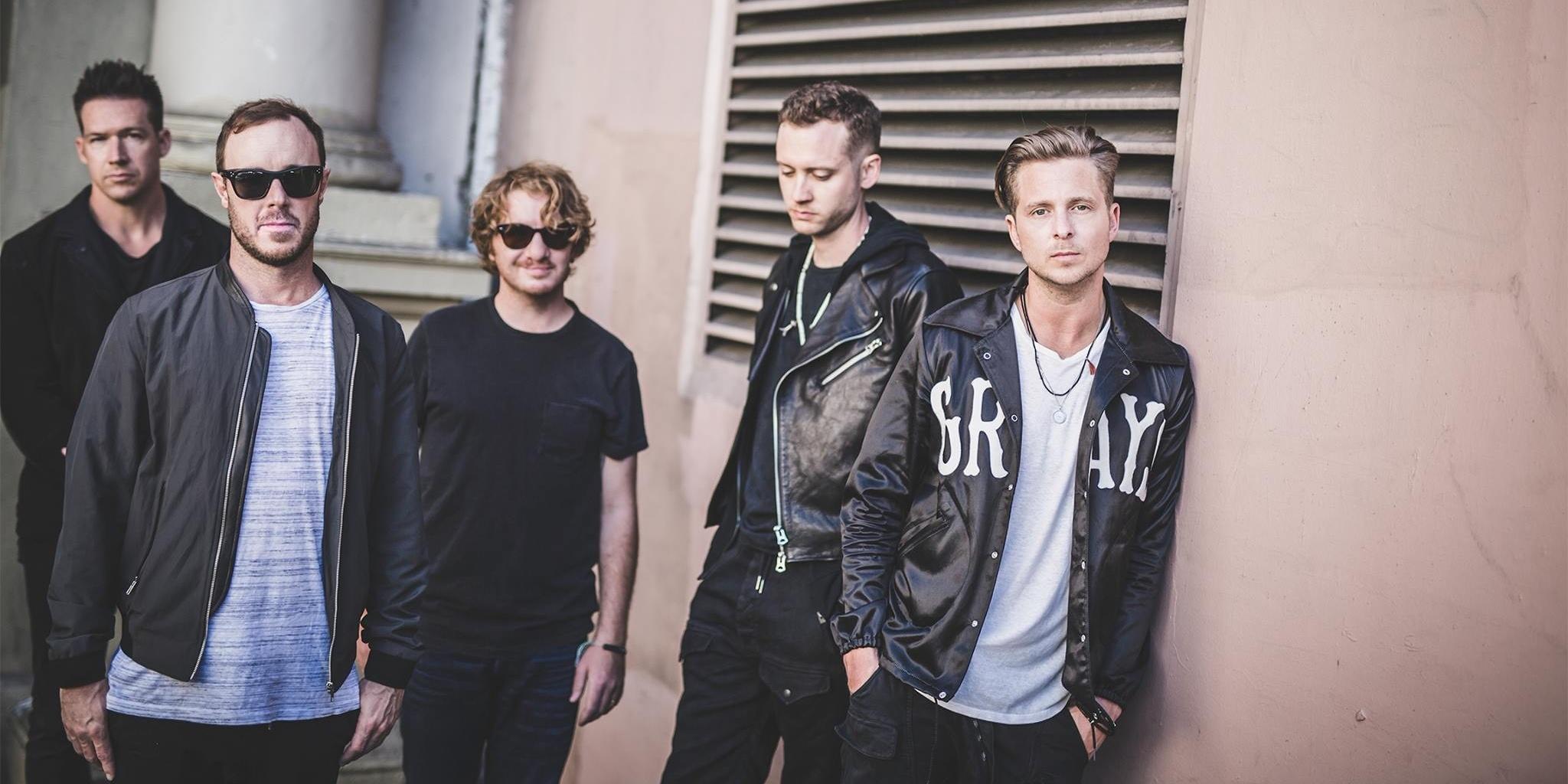 OneRepublic drummer Eddie Fisher talks new album, performing in Singapore and more
