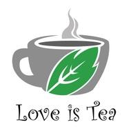 Blueberries & Cream from Love is Tea (LIT)