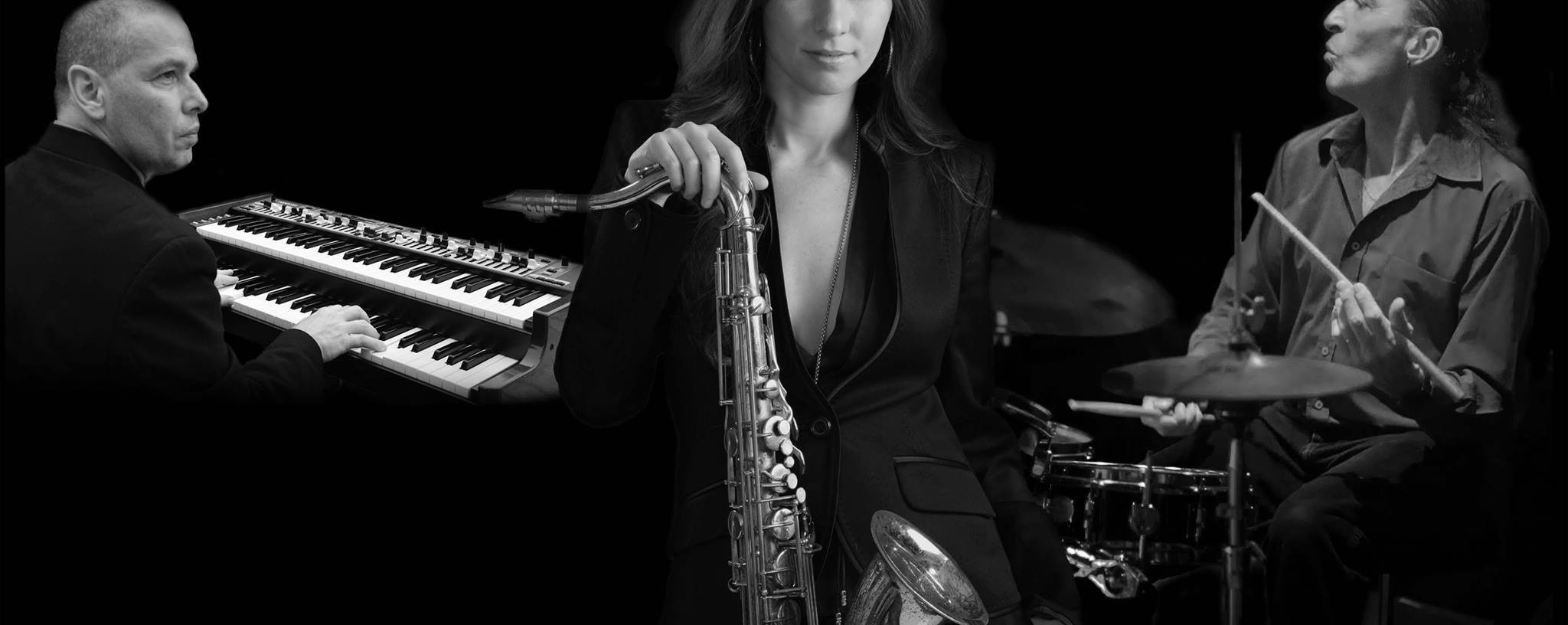 SINGJAZZ BOOGALOO: Nicole Duffell Organ Trio feat. Andrew Lim