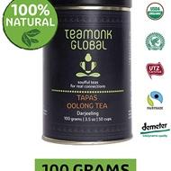 Darjeeling Organic Oolong from Teamonk Global
