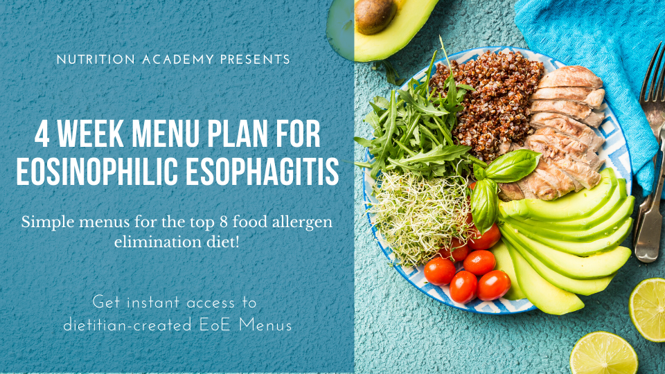 Eosinophils gm food