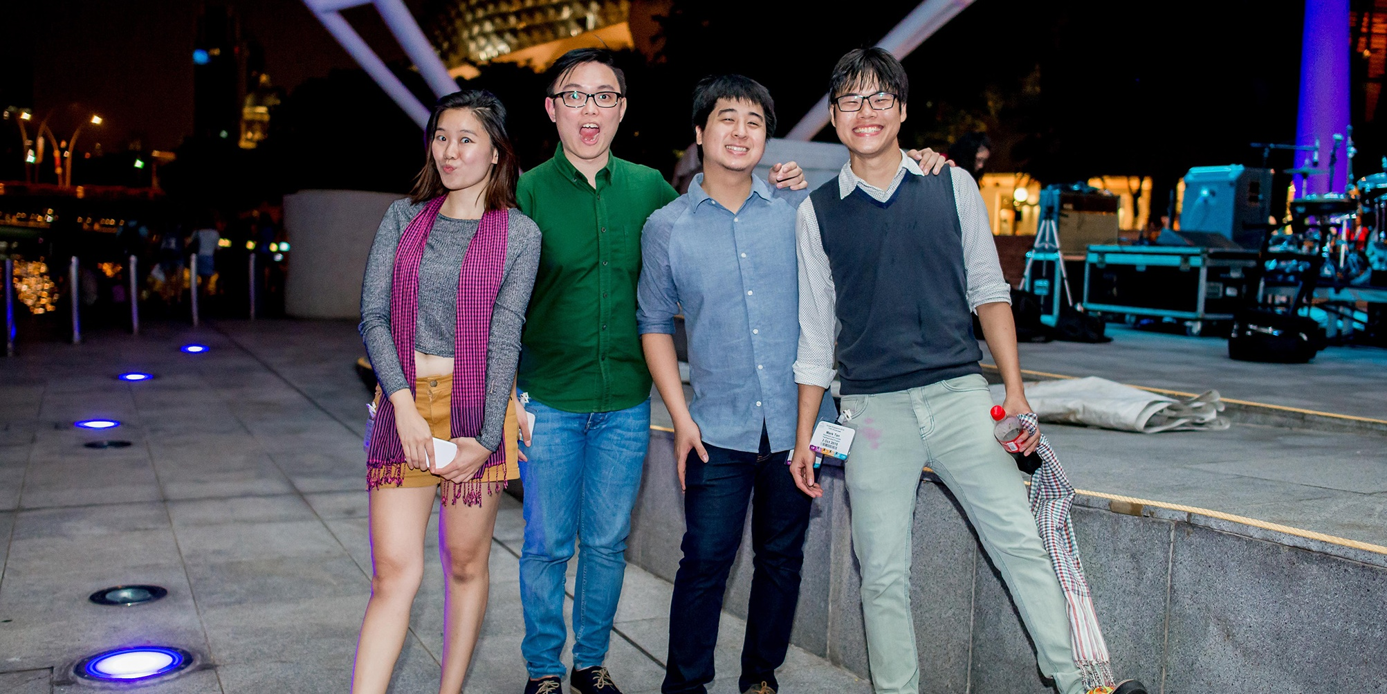 Singaporean band The MadHatter Project take on theatre and more with For The Time Being