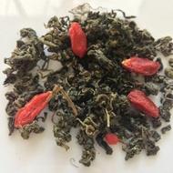 Organic Jiaogulan with Goji Berry from The Path of Tea