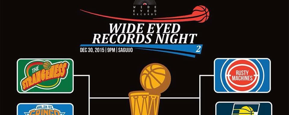 Wide Eyed Records Night 2