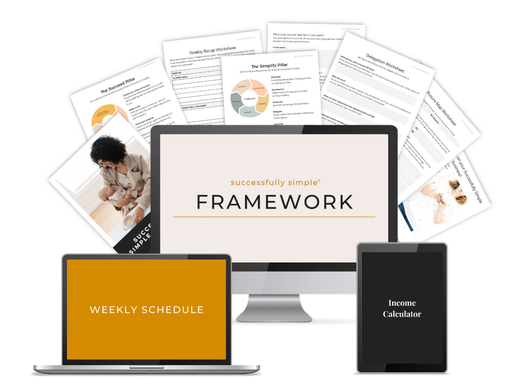The Successfully Simple® Framework