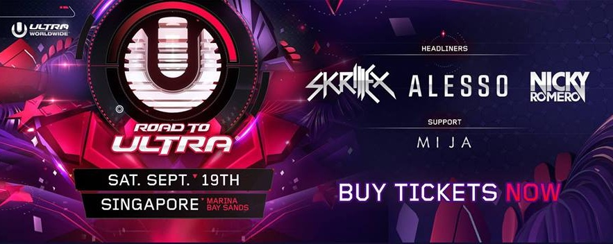 Road to Ultra Singapore