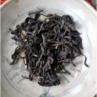 loose raw wild puehr from menghai mid 80's from Tea Masters Blog
