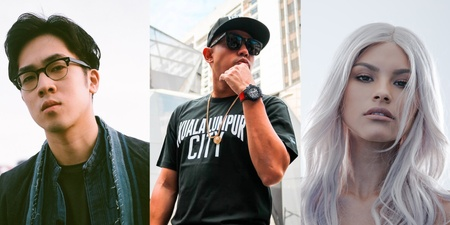 More than 30 artists, including Joe Flizzow, Charlie Lim, Tabitha Nauser to perform at SHINE Festival this weekend