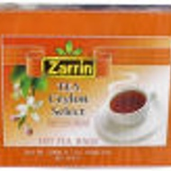 TEA Ceylon Select Earl Grey Blend from Zarrin