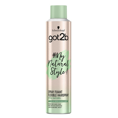 Spray Fixant Leger Comme l Hair My Natural Style