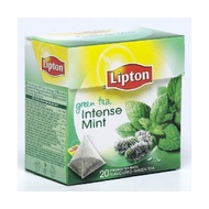 Intense mint from Lipton