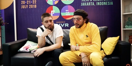 Majid Jordan talk the current state of R&B, signing to OVO Sound and more – watch
