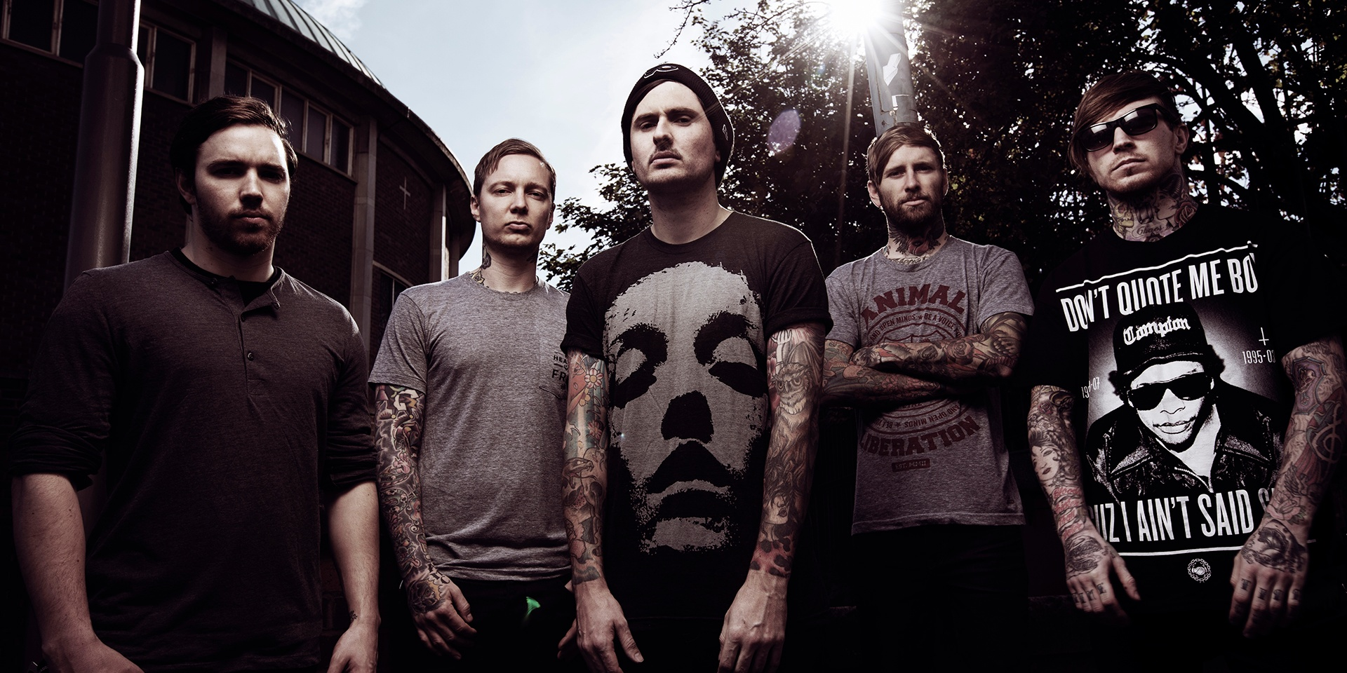 2b3718aa3 How Australian metalcore band I Killed The Prom Queen survived detention in  Malaysia
