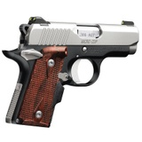 SHOOTERS EXPRESS KIMBER MICRO CDP (LASER GRIPS) .380 ACP 3300081