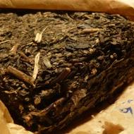 Fu Zhuan from Hunan Yiyang Tea Factory