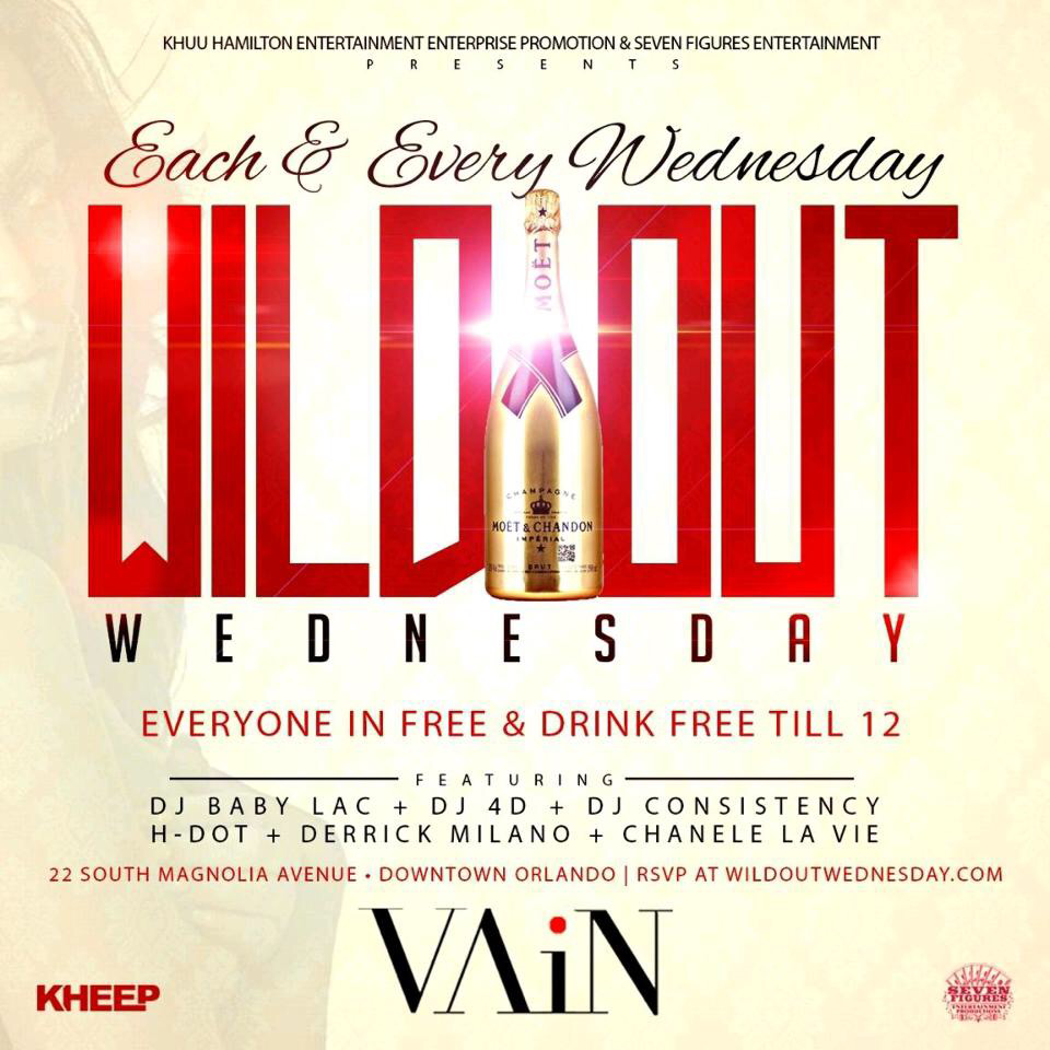 Wildout Wednesdays