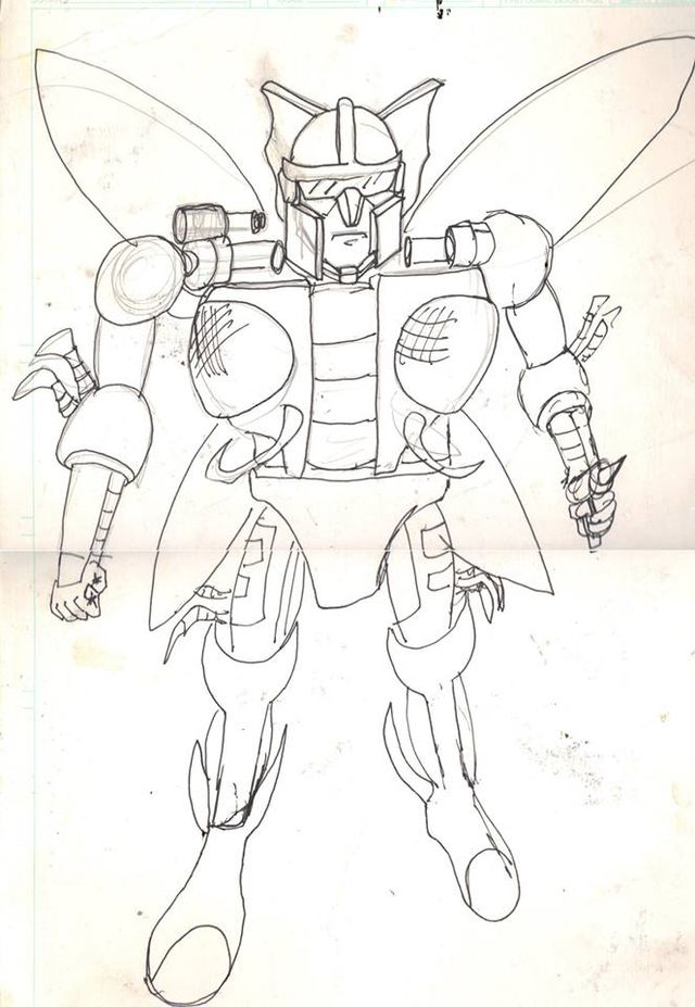 image: TRANSFORMERS: BEAST WARS GENERATION 2. BUZZSAW.