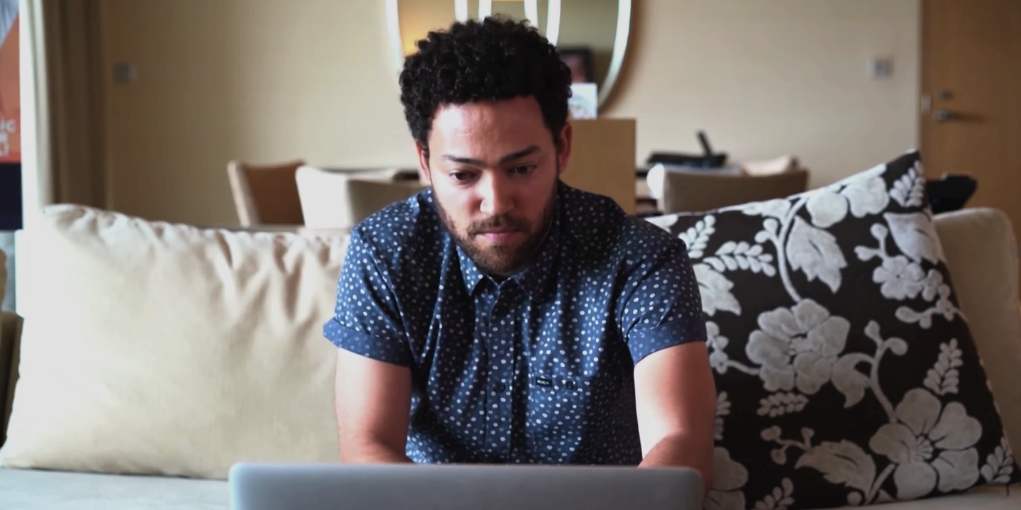 WATCH: Taylor McFerrin performs an improvised set in an MBS hotel suite