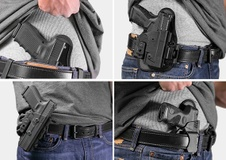 Alien Gear Holsters **Shapeshift**   Smith & Wesson M&P Shield 9mm