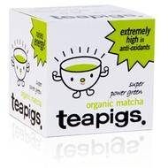 Matcha Organic Super Power Green from Teapigs