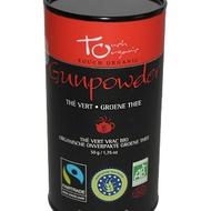 Gunpowder Green from Touch Organic