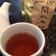 Premium Shui Xian (Narcissus) Organic Rock Wulong 2012 from Seven Cups