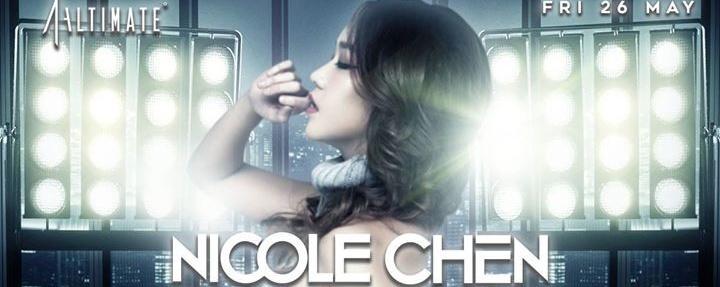 Altimate presents DJ Nicole Chen - 26 MAY 2017