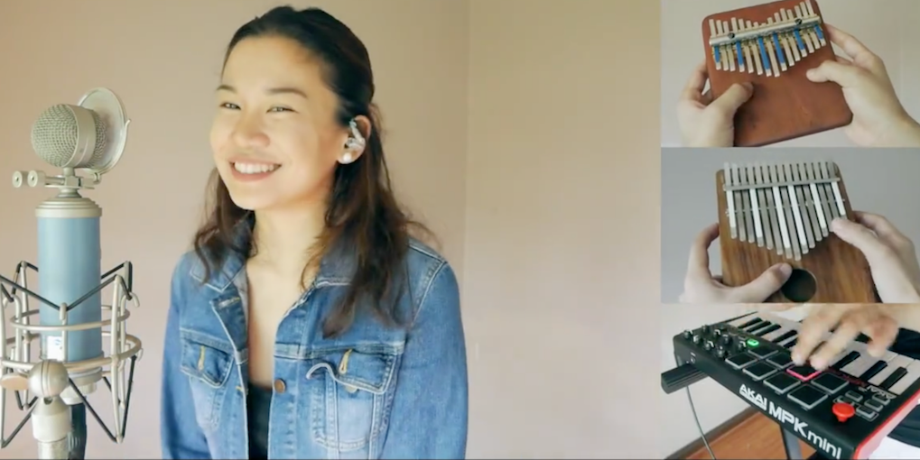 Dua Lipa's 'New Rules' gets a Kalimba twist with Bea Lorenzo – watch