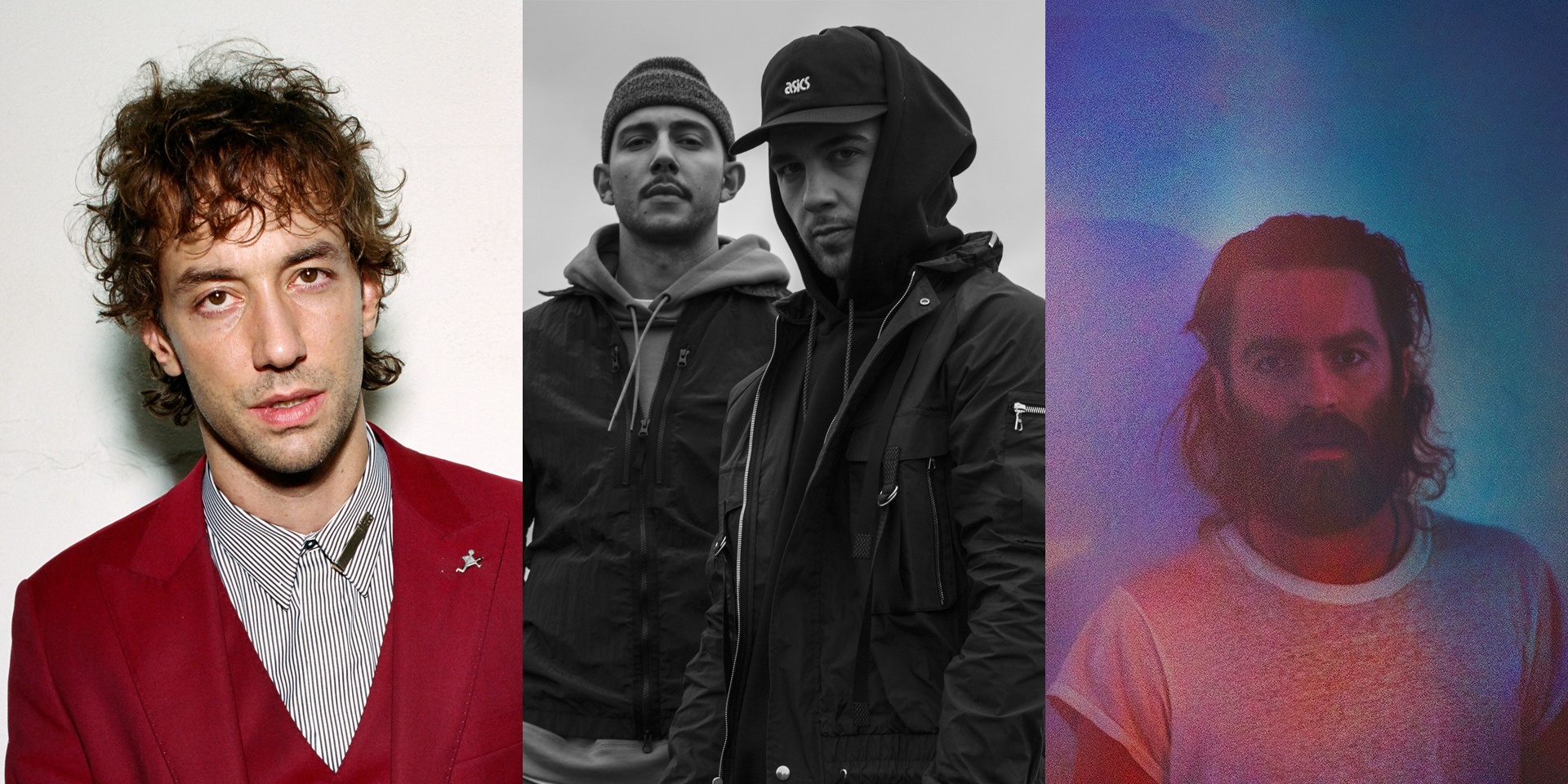 We The Fest adds Majid Jordan, Nick Murphy (fka Chet Faker) and Albert Hammond Jr. to lineup