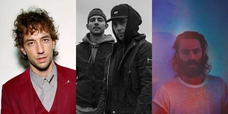 We The Fest adds Majid Jordan, Nick Murphy (fka Chet Faker) and Albert Hammond Jr. to lineup