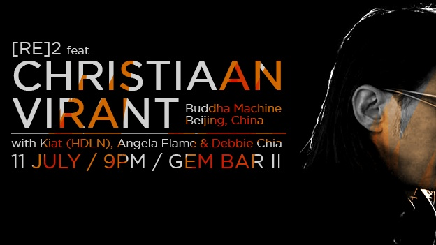 [RE]2 feat. Christiaan Virant