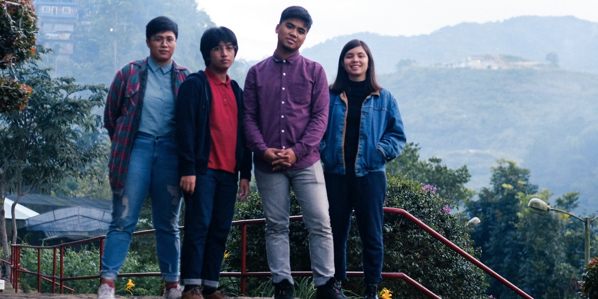 Pat Sarabia joins Oh, Flamingo! as the band's new drummer