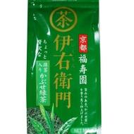 Iyemon Matcha Iri Kabuse Ryokucha from Ujinotsuyu