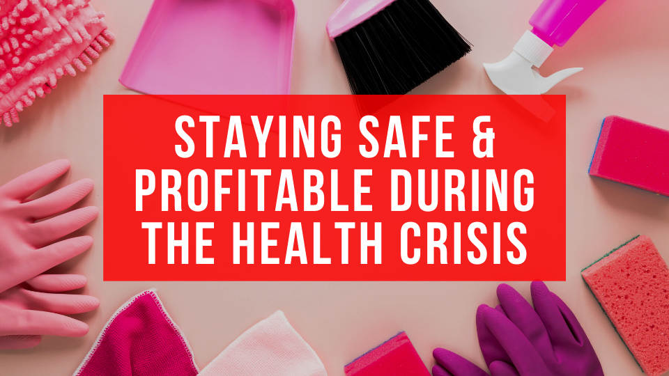 Learn how to stay safe and profitable in your baking business during the Global Health Crisis from the Sugar Coin Academy, Business Trainings for Bakers and Sweet Makers.