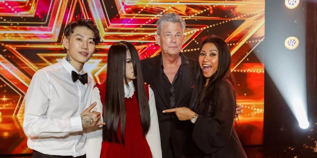 A horror magician came out tops for Asia's Got Talent Season 2