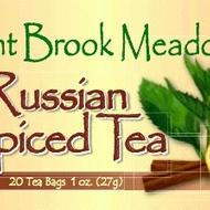 Russian Spiced Tea from Mint Brook Meadow Teas